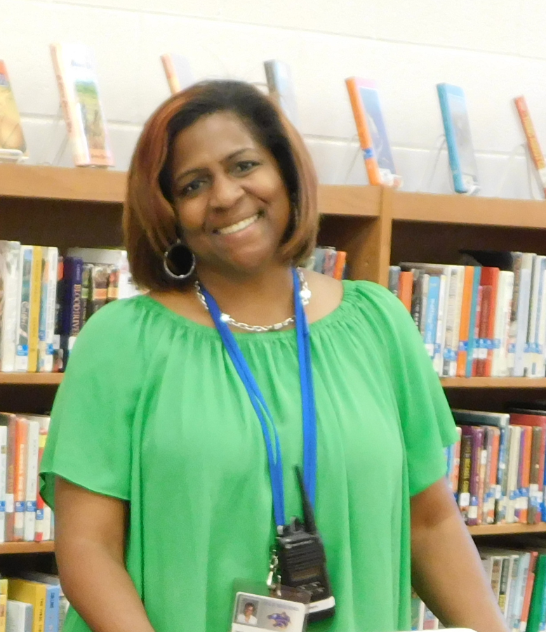 Assistant Principal Mrs. Devlyn White