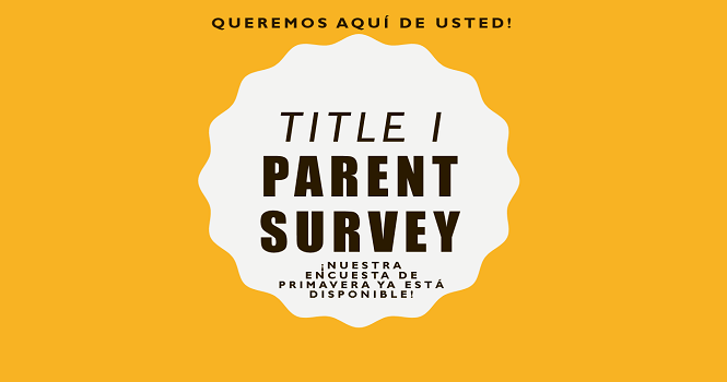 Title I Parent Survey (espanol)